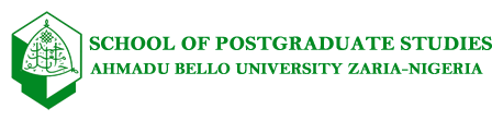 SPGS Ahmadu Bello University